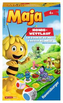 Biene Maja Honig-Wettlauf Spiele;Mitbringspiele - Bild 1 - Ravensburger