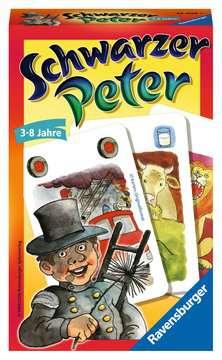 Schwarzer Peter Spiele;Mitbringspiele - Bild 1 - Ravensburger