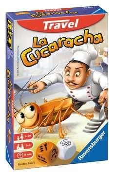 La Cucaracha Travel Juegos;Travel games - imagen 1 - Ravensburger