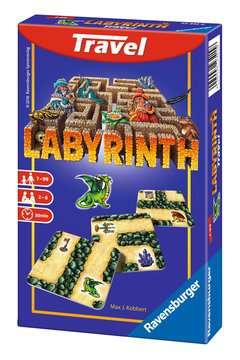 Labyrinth Travel Juegos;Travel games - imagen 1 - Ravensburger