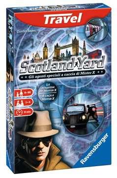 Scotland Yard Travel Juegos;Travel games - imagen 1 - Ravensburger