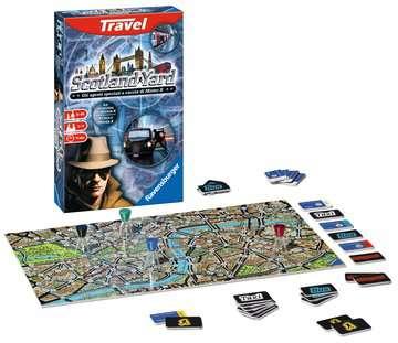 Scotland Yard Travel Juegos;Travel games - imagen 2 - Ravensburger