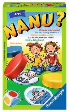 NANU Hry;Cestovní hry - image 1 - Ravensburger