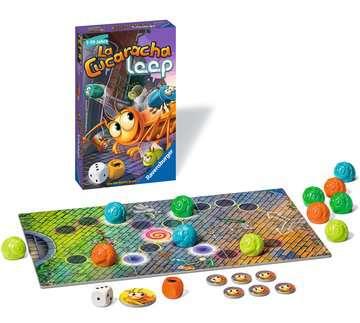 La Cucaracha Loop Jeux;Mini Jeux - Image 2 - Ravensburger