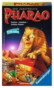 Der zerstreute Pharao Spiele;Mitbringspiele - Bild 1 - Ravensburger