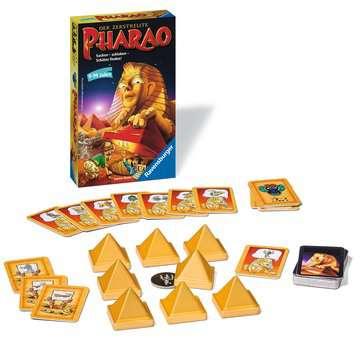 Der zerstreute Pharao Spiele;Mitbringspiele - Bild 2 - Ravensburger