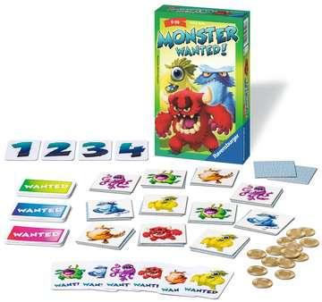 Monster Wanted! Spiele;Mitbringspiele - Bild 2 - Ravensburger