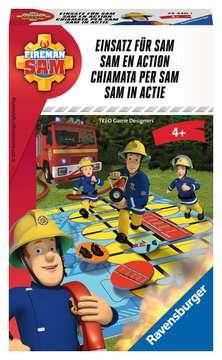 Fireman Sam: Einsatz für Sam Spiele;Mitbringspiele - Bild 1 - Ravensburger