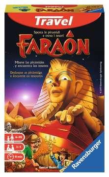 Faraon Travel Game Giochi;Travel games - immagine 1 - Ravensburger
