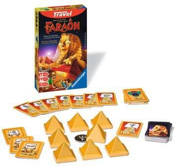 Faraon Travel Game Giochi;Travel games - immagine 2 - Ravensburger