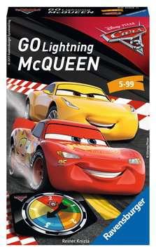 Disney/Pixar Cars 3  Go Lightning McQueen! Spellen;Pocketspellen - image 1 - Ravensburger