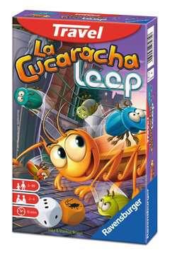 La cucaracha travel Giochi;Travel games - immagine 1 - Ravensburger