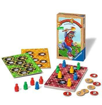 Die Maulwurf Company Spiele;Mitbringspiele - Bild 2 - Ravensburger
