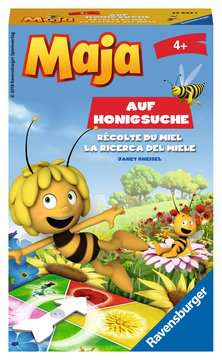 Die Biene Maja  Auf Honigsuche Spiele;Mitbringspiele - Bild 1 - Ravensburger