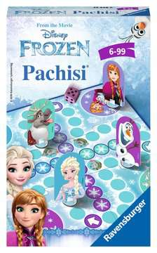 Disney Frozen Pachisi® Spiele;Mitbringspiele - Bild 1 - Ravensburger