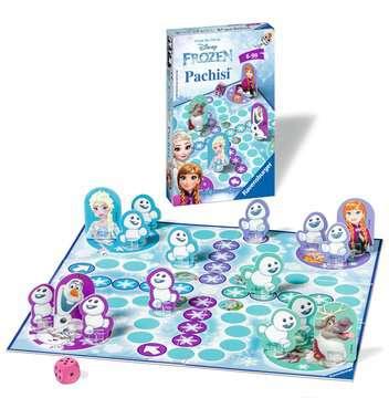 Disney Frozen Pachisi® Spiele;Mitbringspiele - Bild 2 - Ravensburger