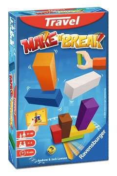 Make n Break Juegos;Travel games - imagen 1 - Ravensburger