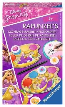 Disney Princess Le jeu de dessin de Raiponce Jeux;Mini Jeux - Image 1 - Ravensburger