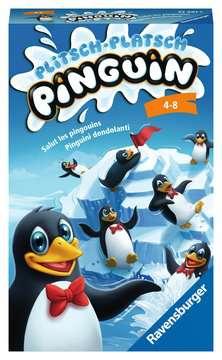 Plitsch-Platsch Pinguin Spiele;Mitbringspiele - Bild 1 - Ravensburger