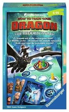 23466 Mitbringspiele Dragons 3  Kommt mit in die verborgene Welt! von Ravensburger 1