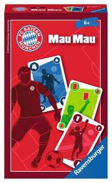 23467 Mitbringspiele FC Bayern München Mau Mau von Ravensburger 1