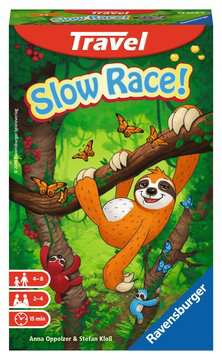 Slow Race! Giochi;Travel games - immagine 1 - Ravensburger
