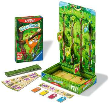 Slow Race! Giochi;Travel games - immagine 2 - Ravensburger