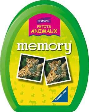 Œuf de Pâques - memory® petits animaux Jeux de société;Jeux enfants - Image 1 - Ravensburger