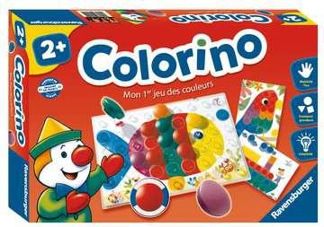 Colorino Jeux de société;Jeux enfants - Image 1 - Ravensburger