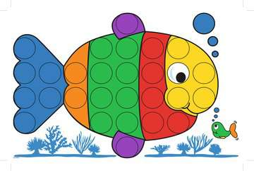 Colorino Jeux de société;Jeux enfants - Image 11 - Ravensburger
