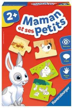 Maman et ses petits Jeux éducatifs;Premiers apprentissages - Image 1 - Ravensburger