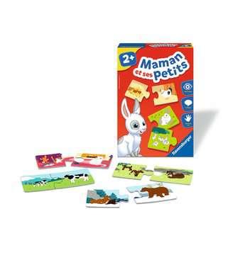 Maman et ses petits Jeux éducatifs;Premiers apprentissages - Image 3 - Ravensburger