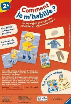 Comment je m habille ? Jeux de société;Jeux enfants - Image 2 - Ravensburger
