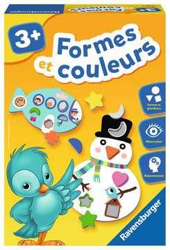 Formes et couleurs Jeux éducatifs;Premiers apprentissages - Image 1 - Ravensburger