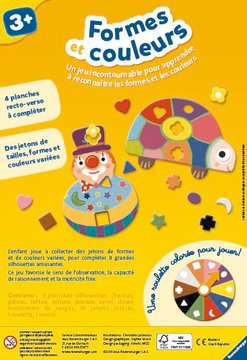 Formes et couleurs Jeux éducatifs;Premiers apprentissages - Image 2 - Ravensburger