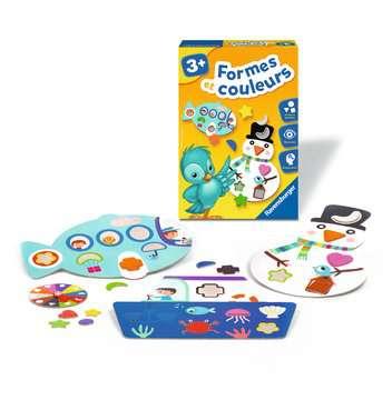 Formes et couleurs Jeux éducatifs;Premiers apprentissages - Image 3 - Ravensburger