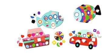 Formes et couleurs Jeux éducatifs;Premiers apprentissages - Image 4 - Ravensburger
