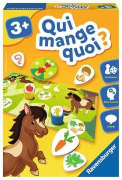 Qui mange quoi ? Jeux de société;Jeux enfants - Image 1 - Ravensburger