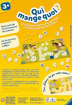 Qui mange quoi ? Jeux de société;Jeux enfants - Image 2 - Ravensburger