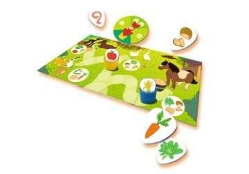 Qui mange quoi ? Jeux de société;Jeux enfants - Image 3 - Ravensburger