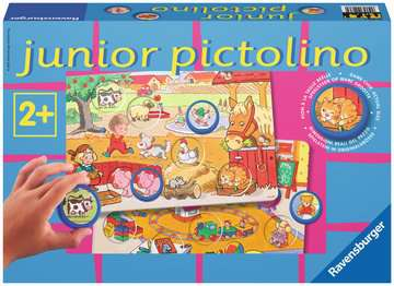 Junior Pictolino Spellen;Speel- en leerspellen - image 1 - Ravensburger