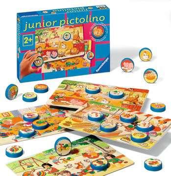 Junior Pictolino Spellen;Speel- en leerspellen - image 2 - Ravensburger