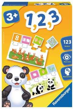 1, 2, 3 Jeux éducatifs;Premiers apprentissages - Image 1 - Ravensburger