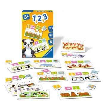 1, 2, 3 Jeux éducatifs;Premiers apprentissages - Image 3 - Ravensburger