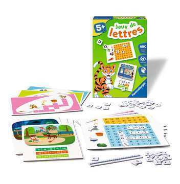 Jeux de lettres Jeux de société;Jeux enfants - Image 3 - Ravensburger