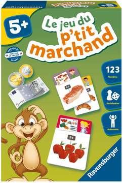Le jeu du p tit marchand Jeux éducatifs;Premiers apprentissages - Image 1 - Ravensburger