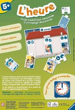 L heure Jeux éducatifs;Premiers apprentissages - Image 2 - Ravensburger