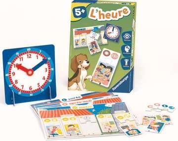 L heure Jeux éducatifs;Premiers apprentissages - Image 4 - Ravensburger