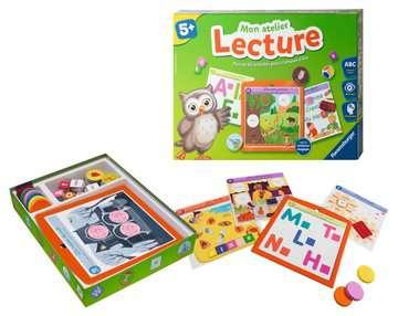 Mon atelier Lecture Jeux éducatifs;Premiers apprentissages - Image 2 - Ravensburger