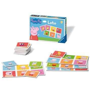 Loto Peppa Pig Jeux de société;Jeux enfants - Image 2 - Ravensburger